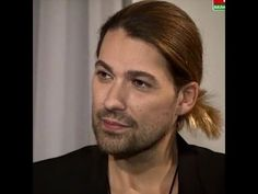 David Garrett interviewed by ATH Belarus and World News 05.01.2017