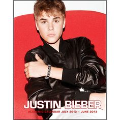 Justin Bieber Academic Notebook Planner : This academic notepad planner begins July 2012 and runs through June 2013 to keep you organized in style throughout the school year.  $6.99  http://calendars.com/Rap-and-Pop/Justin-Bieber-Academic-2013-Notebook-Planner-/prod201300005427/?categoryId=cat00089=cat00089#