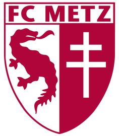 FC Metz of France crest.
