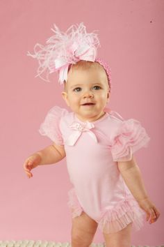 Pink Party Princess Headband - The Couture Baby