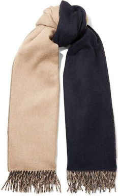 Central Chic Mocha Cashmere Scarf Pashmina Shawl Wrap *UK Seller//Fast Delivery