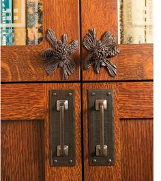 Arts and crafts style switch plates house stuff for Craftsmen hardware