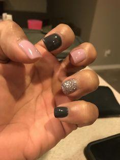 nails nails, gel nails и sns nails Sns Nails, Cute Nails, Pretty Nails, Acrylic Nails, Oval Nails, Fabulous Nails, Perfect Nails, Gorgeous Nails, Pretty Nail Designs