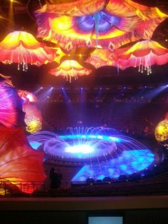 Le 'Reve. Show at the Wynn, Las Vegas The best I've ever seen!