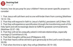 prayer time ~ lifting up children