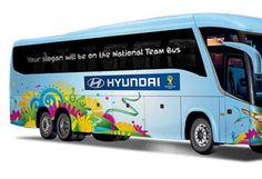 Slogan 32 Negara Peserta Piala Dunia 2014