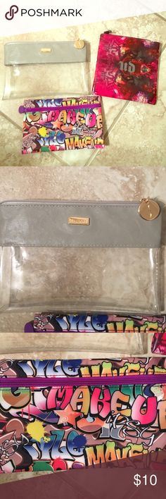 Sephora. Ipsy. Urban Decay cosmetic bag Never used makeup bags Sephora Makeup Brushes & Tools