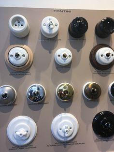 Vintage Bakélite Double Interrupteur à Bascule Loft Industrie Design Top ! PE5