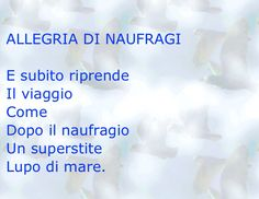 Can anyone tell where online i can find essays or notes by italian poet Giuseppe Ungaretti??