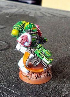 Mentors legion space marine tactic w40k