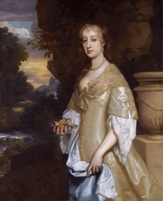 Frances Bard (c 1646-1708) by Peter Lely - Prince Rupert of the Rhine - Wikipedia, the free encyclopedia