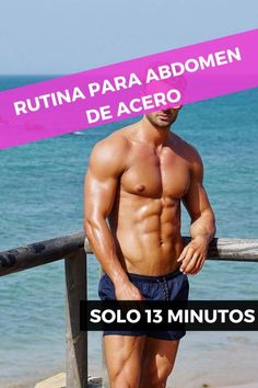CORE routine of only 13 minutes , The Rock Workout Routine, Abs Workout Routines, Gym Workout Chart, Workout Gear, Gym Workouts For Men, At Home Workouts, Trx Training, No Equipment Workout, Mens Fitness