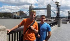Set eyes on the Tower Bridge in London! Our Euro Focus tour starts in London, is 19 Days long, and visits 7 countries from $3775!