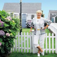 Claire Murray on Nantucket