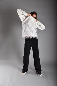 SPOILER Soft Fleece & TRAIL Crepe Pants