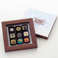 1. Paper & Birch Hostess Gift Ideas - Mink Chocolates