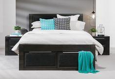 Boutique 3 Piece King Bedroom Suite | Super A-Mart
