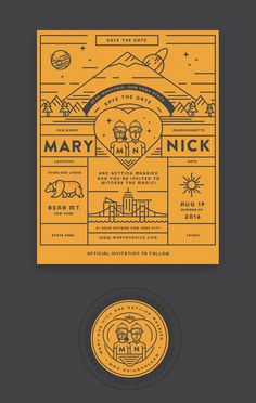 Nick Franchi is the Art Director at Super Top Secret (Take a look at their stunning site) based in Park City, Utah. When I do love about Nick's work is his versatility from web, typography, and more.