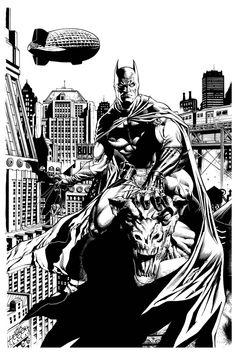 Batman by Jack Herbert