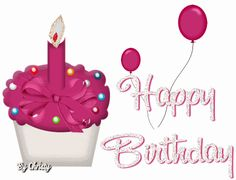 Image result for happy blessed birthday glitter