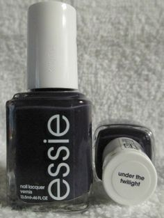 Essie Nail Polish Under The Twilight #1054 Deep Purple Lacquer Manicure Pedicure