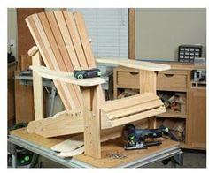 Ah! E se falando em madeira...: Projeto + PDF Cadeira Adirondack