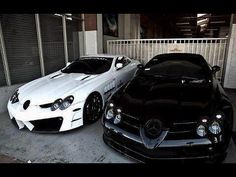 Talk about a perfect 2 car garage!!