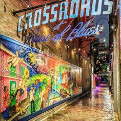 #crossroads #houseofblues  in #neworleans  #500px #canon_official #TeamCanon #neworleans #louisiana #vsco #photographer #thephotosociety #picoftheday #potd #frenchquarter #natgeo #natgeotravel #lonelyplanet #followyournola #canonphotography #canon_photos #canon #mardigras #mardigras2016 by ecriswell