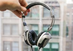 Beyerdynamic T51p. Some of the best portable headphones out there, want these for travel!