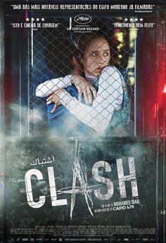 CLASH, filme em cartaz no Cinema Reserva Cultural São Paulo, a melhor programação da cidade. 4 salas de cinema super confortáveis.