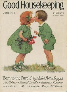 Good Housekeeping, c. June 1926  -jessie wilcox-smith