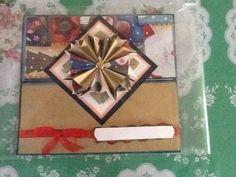 Hermosa tarjeta de Navidad