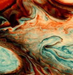 Southeast of the Great Red Spot on Jupiter, Voyager 1 spacecraft
