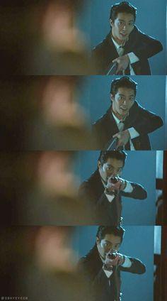 Voice (2017) Drama Korea, Korean Drama, The Godfather Part Iii, Voice Kdrama, Korean Entertainment, Private Life, Korean Star, Kdrama Actors, Korean Actors