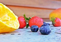 ***SALAD*** Berry, Arugula and Quinoa Salad with Lemon-Chia Seed Dressing   SERVING SIZE: 239g CALORIES: 619 >> SLOtility.com