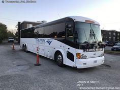 James River Bus Lines(MCI D4505) - Newport News, USA - Virginia