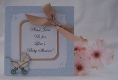Homemade Baby Shower Invitations Google Search Create Invitation