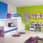 Jeden pokoj pro dvě děti