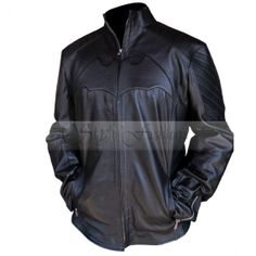 The Exclusive Leather outfit is look similar and  inspiration of  famous comic Legendary Superhero Batman costume, This Jacket is Specialy Designed for Batman fans and lovers  in High Quality and Premium Leather, Buy This Jacket Today and Get Special Discount  From Stylo Fashions at Competitive Prices.