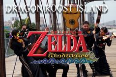 Legend of Zelda: Wind Waker -Dragon Roost Island - Mariachi Cover- MES R...