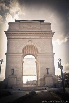 Gorg. picture of Millenium Gate by @Janet Howard