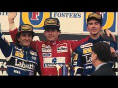 Trailer for Asif Kapadia's documentary Senna which won two BAFTAs at last night's ceremony in London.
