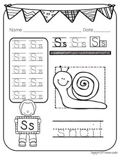 FREE Letter O Worksheet: Tracing, Coloring, Writing & More