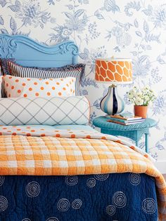 LOVE the mix of colors, prints, and fabrics!!!