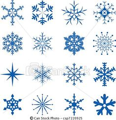 Vector - Snowflakes Part - stock illustration, royalty free illustrations, stock clip art icon, stock clipart icons, logo, line art, EPS picture, pictures, graphic, graphics, drawing, drawings, vector image, artwork, EPS vector art