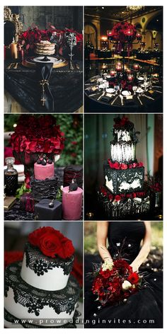 Although Halloween wedding may not be a common theme, it is a popular one and there are many interesting ways to inject it into your holiday celebration. Creepy Halloween Decorations, Halloween Party Decor, Halloween Kids, Halloween Themes, Halloween Weddings, Halloween Wedding Dresses, Halloween Wedding Invitations, Halloween Cookies, Halloween Celebration