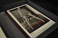 graphic design portfolio box