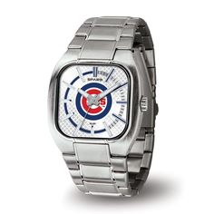 Chicago Cubs MLB Turbo Series Men's Watch