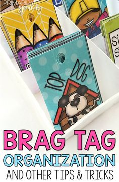 You've got brag tags, now where should you keep them? I've shared my favorite way to organize brag tags, plus lots of other useful tips and tricks (and free brag tags too). Teaching Social Skills, Teaching Activities, Teaching Tools, Enrichment Activities, Behavior Rewards, Behavior Management, Classroom Management, Class Incentives, Classroom Incentives