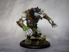 Warpwolf by Privateer Press - Hordes